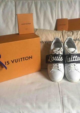 4b4e59f7 Zapatos Louis Vuitton de segunda mano en WALLAPOP