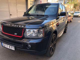 Land Rover Range Rover Sport V8 2010