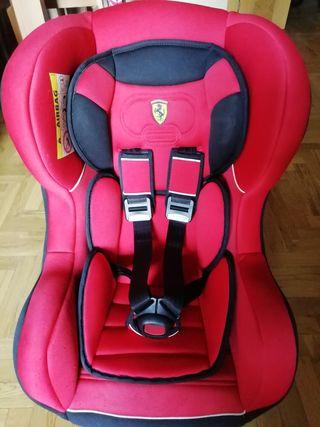 silla coche Ferrari. 45 euros