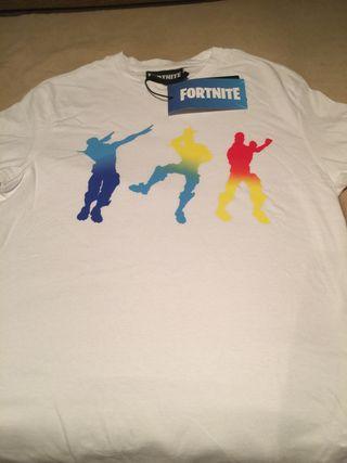 Camiseta nueva FORTNITE