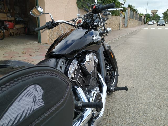 INDIAN SCOUT 1200