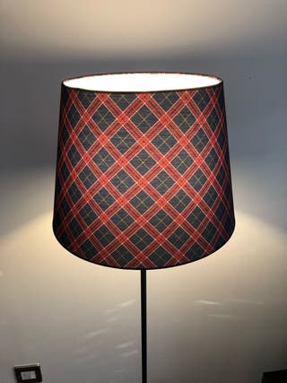 Floor lamp 130cm High (30cm shade included)