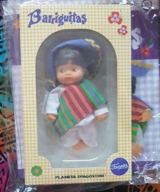 muñeco barriguita mexicano mejicano coleccion