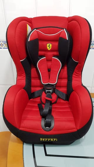 Silla Coche Ferrari