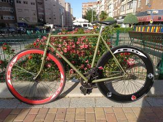 Bicicleta fixie talla 54-56