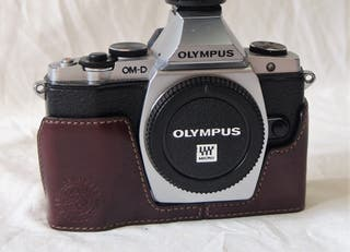 Funda GARIZ para Olympus OM-D E-M5 Mk I