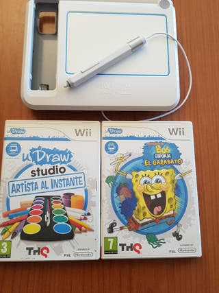 U DRAW Wii