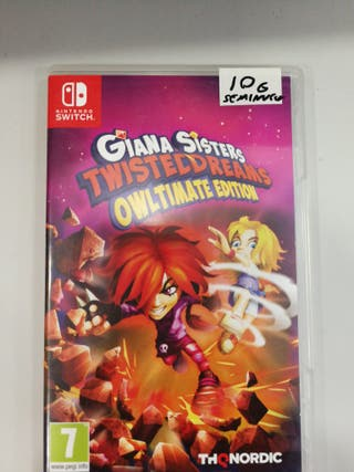 Giana Sisters Switch