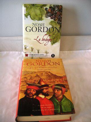 La bodega y El último judío de N.Gordon