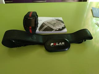 PULSOMETRO POLAR FT7 +BANDA