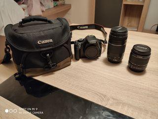 Cámara Canon Reflex EOS 1100D