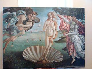 Reproducción de Botticelli