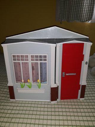 casa muñecas desplegable