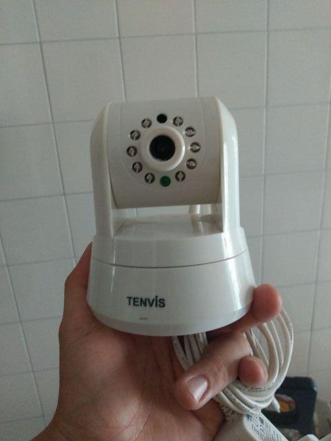 cámara de vigilancia tenvis