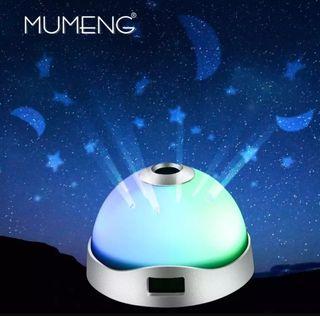 Lámpara proyector estrellas NUEVA