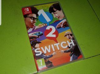 1-2 Switch para NINTENDO SWITCH