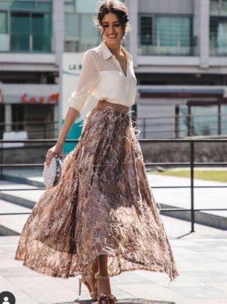 Falda plumas edición limitada zara
