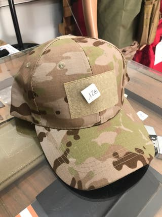 Gorra militar camuflaje