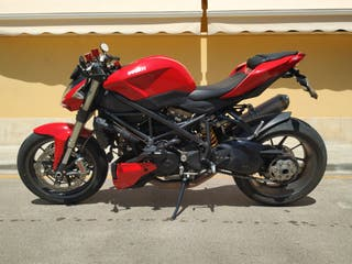 Ducati Street fighter 1098 2011