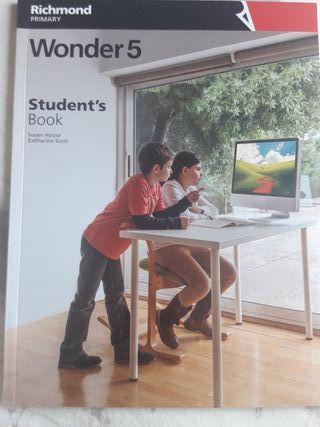 libro 5 primaria inglés