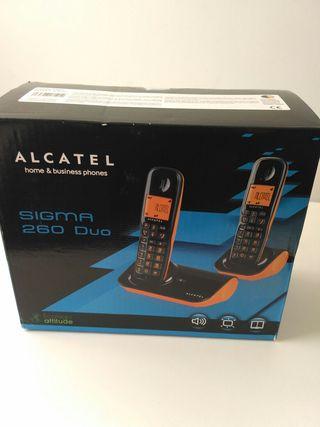 TELÉFONOS INALÁMBRICOS ALCATEL ¡NUEVOS!