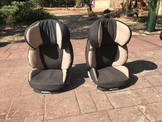 silla infantil coche isofix Besafe Izi up X3