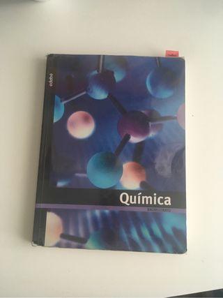 libro química edebé 2º bachillerato