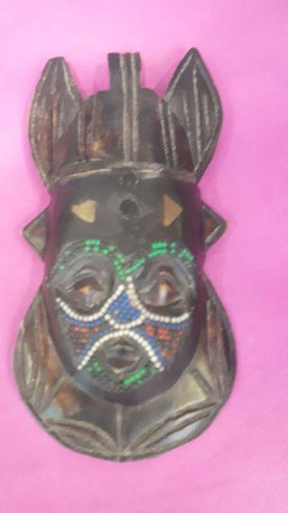 Máscaras de colección