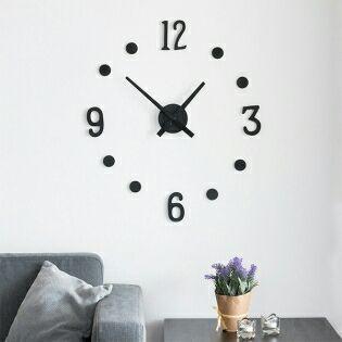 reloj de pared Mural DIY (13 piezas)