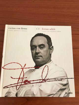 Cocina con firma
