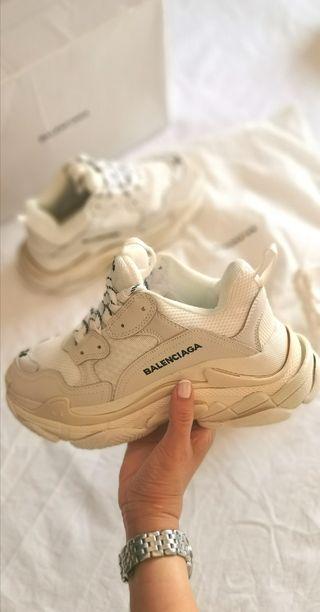 zapatillas Balenciaga 36