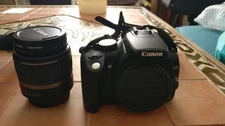 Cámara Canon EOS 350D Rebel XT