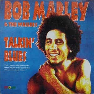 Vinilo LP Bob Marley & The Wailers - Talkin' Blues