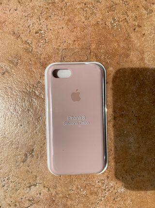 Coque Apple iPhone 7&8 Rose
