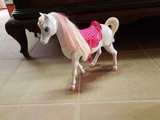caballo Barbie