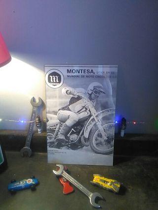 publicidad Montesa 250