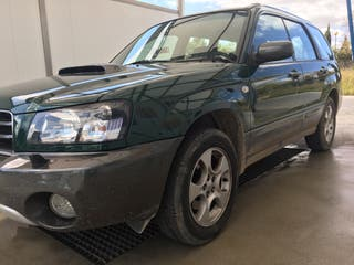 Subaru Forester Forester 2.0 Turbo 2003