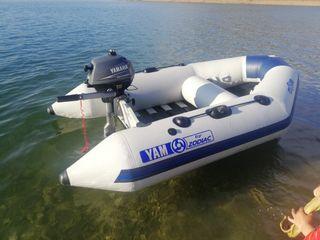 barca zodiac Yamaha