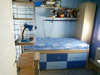 Dormitorio juvenil. Perfecto estado.