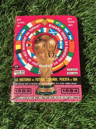 Temporada 1983-84. Historia fútbol español