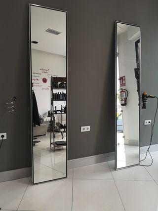 espejos de peluquería