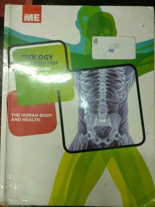 Libro Biología 3°ESO Bilingüe