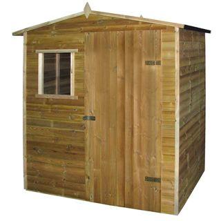 vidaXL Caseta cabaña de jardín 41882