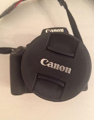 Canon Objetivo EFS 18-55 mm