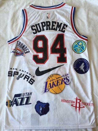 Camiseta Nba Supreme