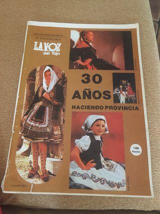 Revista antigua de Talavera