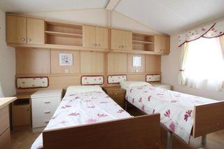 Preciosa mobile home 11,5x4 m 2 dormitorios
