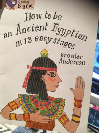 How to be an ancient egyptian in 13 ease stages