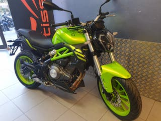 BENELLI BN 300 NAKED