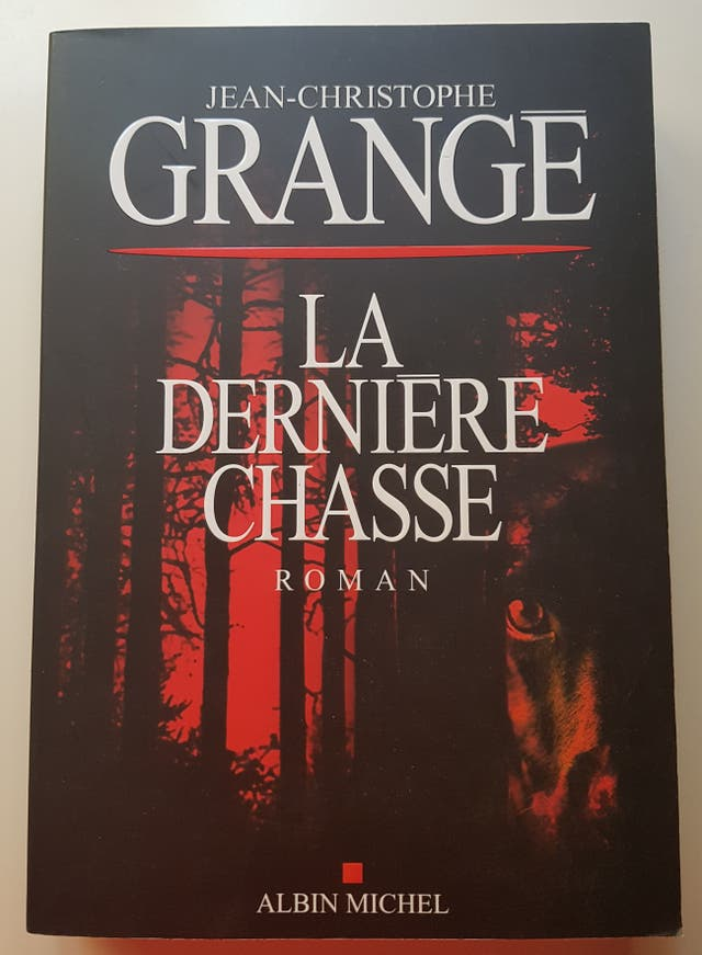 La dernière chasse, Jean Christophe Grangé